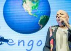 Dee Dee Bridgewater al Viallaggio Earth Day Italia